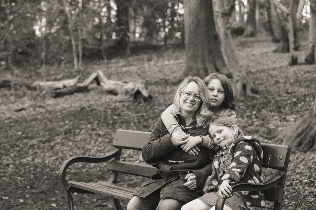 Family photography in North london N10